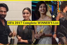 IIFA 2017: Complete WINNERS List