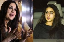 Kareena Kapoor's REPLY when asked about Sara Ali Khan