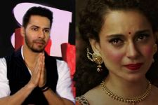 After getting SLAMMED, Varun Dhawan APOLOGIZES
