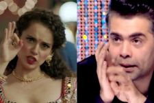 Karan Johar's APOLOGY, says he WON'T ever SPEAK about Kangana