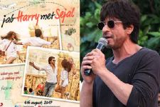 I wanted to launch 'Hawayein' in the rain: Shah Rukh Khan