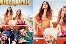 Mubarakan WINS audiences hearts with its entertainment quotient!