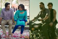 'Baadshaho', 'Shubh Mangal...' bring respite to Bollywood box office
