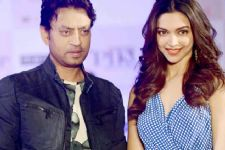 Deepika, Irrfan's new film is fictional, yet untitled