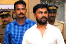 Amidst tight security, actor Dileep gets 2 hour 'freedom'