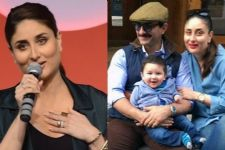 Kareena Kapoor CONFIRMED about Taimur Ali Khan's Bollywood DEBUT
