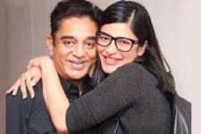 Shruti Haasan on working with her DAD Kamal Hassan for the FIRST time