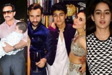 Saif Ali Khan on PROBLEMS of dealing with Family, Divorce & Child