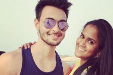 Arpita Khan excited about husband Aayush's film debut