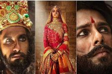 B'town goes gaga over Padmavati's trailer