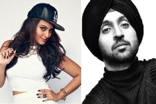Title Trouble for Sonakshi Sinha - Diljit Dosanjh's upcoming film