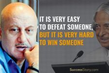 Anupam Kher's EMOTIONAL message for A.P.J. Abdul Kalam Sir