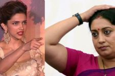 Deepika Padukone LOSES COOL: Will Smriti Irani take ACTION?