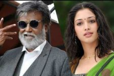 Tamannaah to copy Rajinikanth on 'Lip Sing Battle'