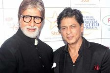 B-Town wishes 'king of romance' SRK on 52nd birthday