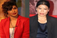 Mary Kom wishes Mary Kom...