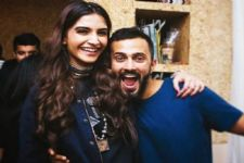 Sonam Kapoor has to say this on her engagement with Anand Ahuja
