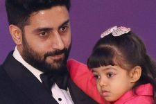 Dad Abhishek Bachchan posts a perfect birthday picture of Aaradhya