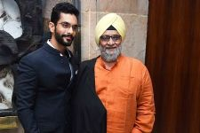 Angad Bedi's father 'proud' of his film choices
