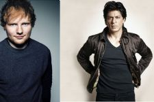 Film with SRK would be quite cool: Ed Sheeran