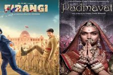 Loss of Padmavati but, gain for Firangi