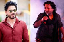 SRK matches Kailash Kher 'jungli' dance at IFFI