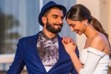 Deepika Padukone: When Ranveer and I are together we don't need anyone