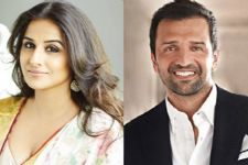 Vidya Balan's HEARTFELT message for Atul Kasbekar!