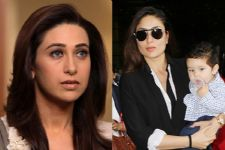 WHAT? Karisma Kapoor LIED about Taimur Ali Khan?