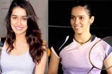 "Actress Shraddha Kapoor has taken a break from ""Saina""!"