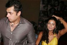 It's over for Sushmita Sen and Ritik Bhasin?