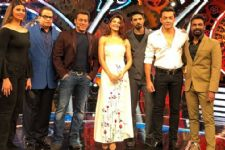 "Meet Salman Khan's ""Race 3"" Team"