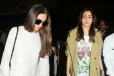 #Stylebuzz: Deepika Padukone Or Anushka Sharma's Cozy Look?