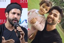 Just before Misha's Birth, Shahid had this CONVERSATION with Farhan