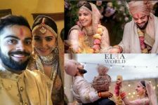 Virat- Anuskha's RECEPTION, HONEYMOON Details OUT NOW