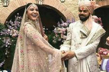 Virat- Anushka's Designers DECODE their Wedding Dresses