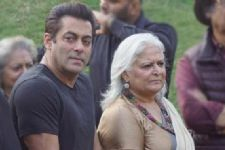 Salman launches Bina Kak's book, calls it great