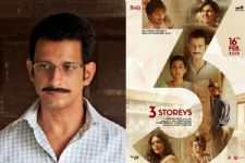 '3 Storeys' marks Sharman Joshi's FIRST collaboration with Excel