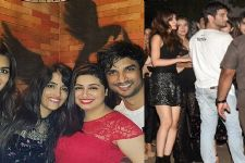 Sushant Singh Rajput plays a perfect host at Kriti Sister's birthday