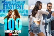 Swag Se Swagat shatters all records, gets Fastest 100 Million+ views
