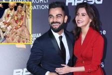 Virat Kohli gets TROLLED for his Wedding Attire