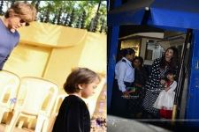 Images: Shahrukh Khan, Aishwarya attend their kids annual day function