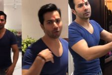 INSIDE VIDEO of Varun Dhawan's NEW house
