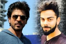 Kohli replaces SRK as most valuable celebrity brand, says report