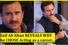 REAL Reason why Saif Ali Khan got into ACTING