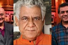 Anupam Kher, Paresh Rawal remember Om Puri on his 1st death