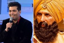 Karan Johar announces the lead actress of Akshay Kumar's 'Kesari'