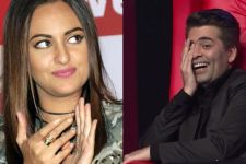 Karan Johar LEAKS Sonakshi Sinha's Video Chat: Video Below
