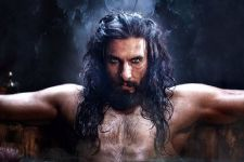 Ranveer Singh gives a nightmare in the new promo of Padmaavat