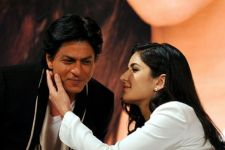 I can close my eyes and trust Shah Rukh blindly, says Katrina Kaif